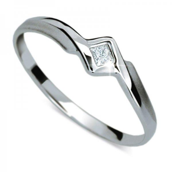ZP1113D Zásnubní prsten s diamantem ZP1113D/0,045
