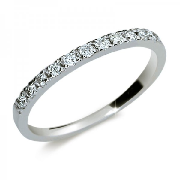 Dámský prsten s diamanty DF1670