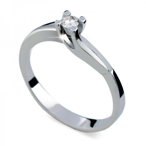 Zásnubní prsten se zirkonem ZP1854 ZP1854