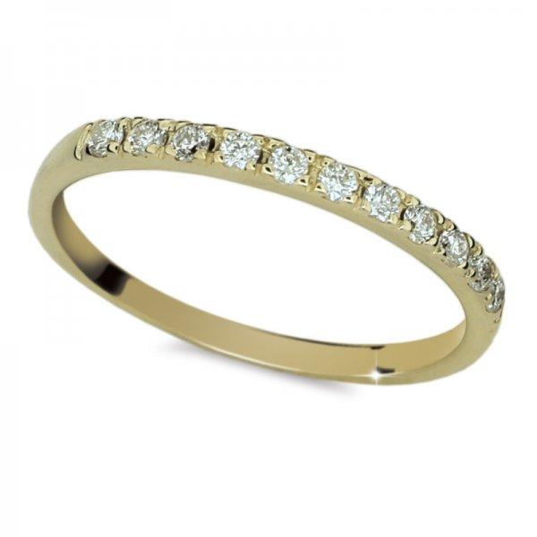 Dámský prsten s diamanty DF1670Z