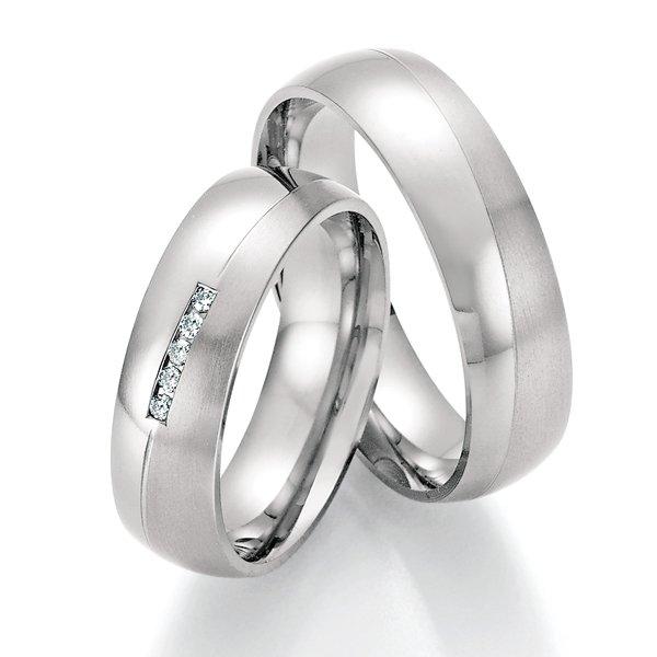 Titanové snubní prsteny SP-20170