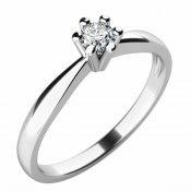 Zásnubní prsten s diamantem ZP-10756D