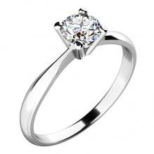 Zásnubní prsten s diamantem ZP-10770D