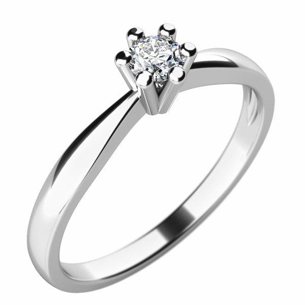 Zásnubní prsten se zikonem ZP-10756
