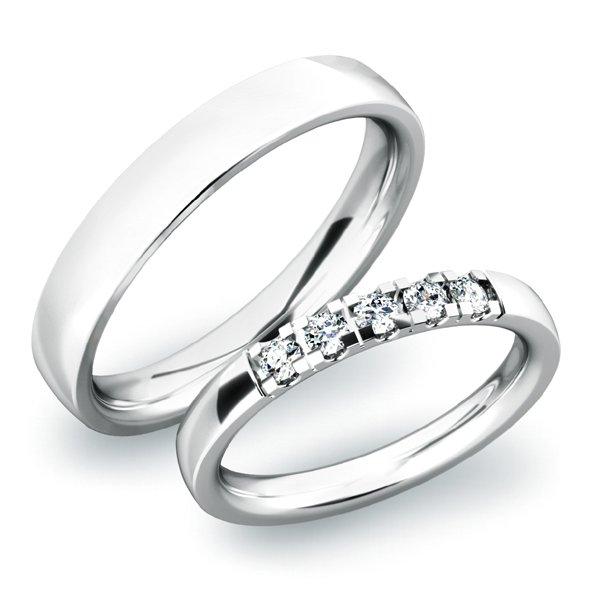 SP-61030 Snubní prsteny SP-61030B