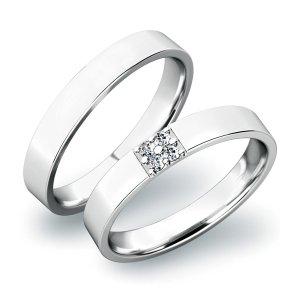 Snubní prsteny SP-61027B