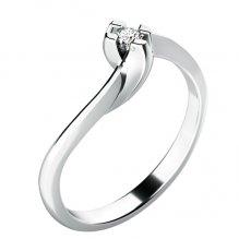 Zásnubní prsten s diamantem ZP-10787D
