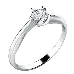 Zásnubní prsten s diamantem ZP-10785D