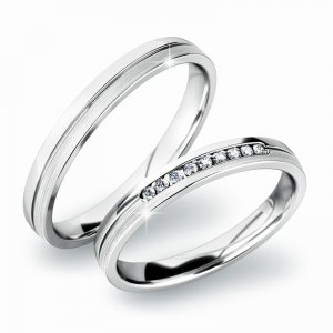 SP-61042 Snubní prsteny SP-61042B