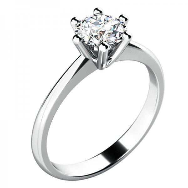 Zásnubní prsten s diamantem ZP-10720D