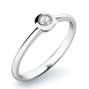 Zásnubní prsten s diamantem ZP-10807D