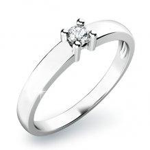 Zásnubní prsten s diamantem ZP-10796D