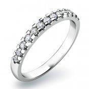 Zásnubní prsten se zirkony ZP-10814