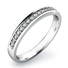 Zásnubní prsten se zirkony ZP-10813