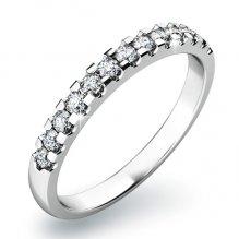 Zásnubní prsten s diamanty ZP-10814D