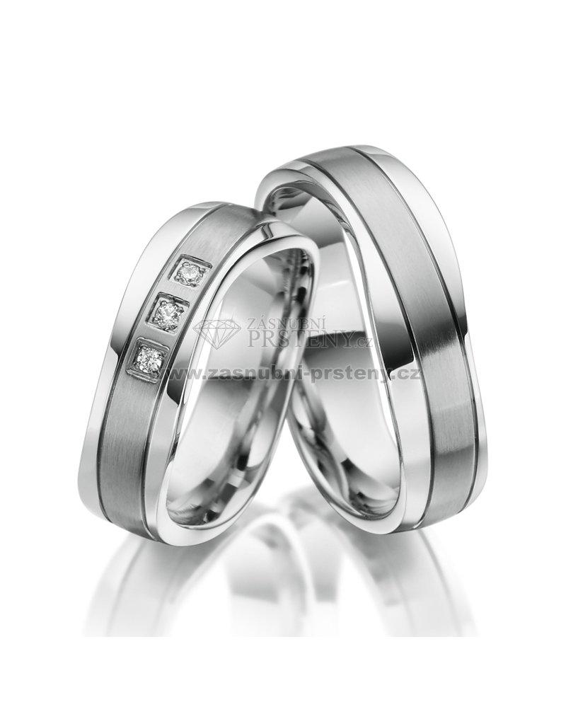 Sp Es 18 Ocelove Snubni Prsteny Sp Es 18 Zasnubni Prsteny Cz
