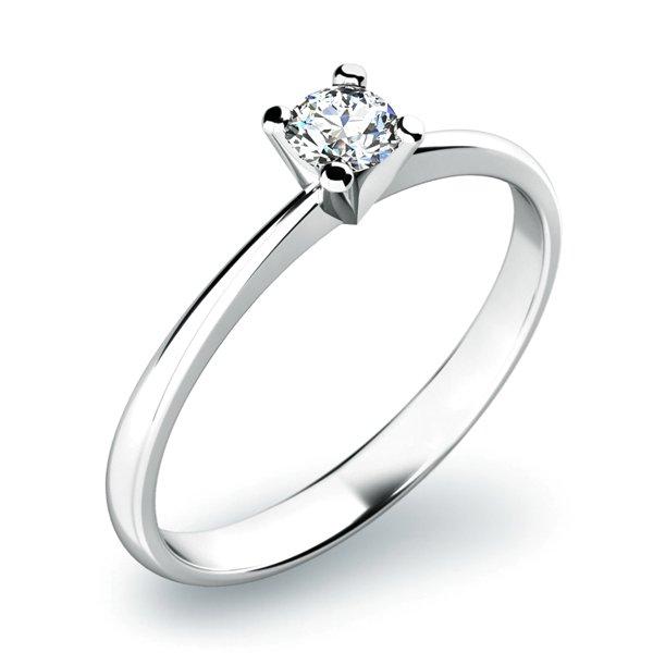 Zásnubní prsten s diamantem ZP-10820D