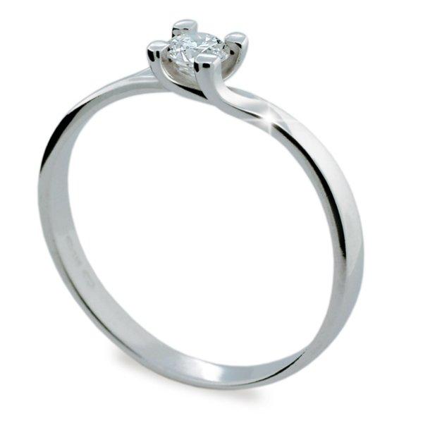 Zásnubní prsten s diamantem ZP1855