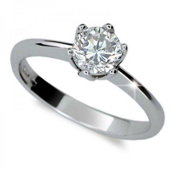 Zásnubní prsten s diamantem ZP1959