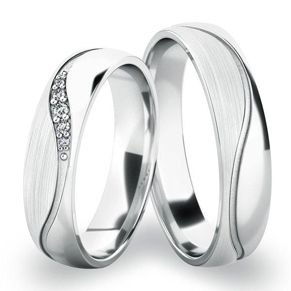 Snubní prsteny zlaté SP-61064