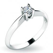 Zásnubní prsten s diamantem ZP-10942D