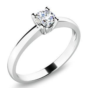 Zásnubní prsten s diamantem ZP-10940D