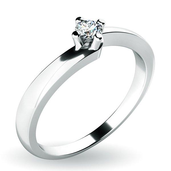 Zásnubní prsten s diamantem ZP-10941D