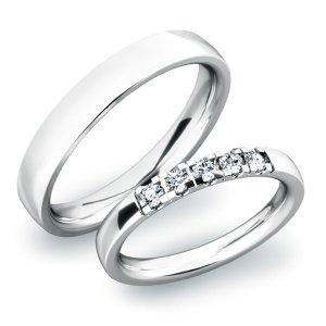 Snubní prsteny SP-61030B