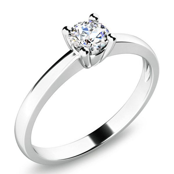 Zásnubní prsten se zirkonem ZP-10940