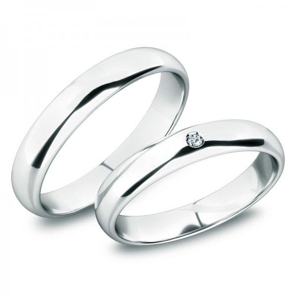 Snubní prsteny ze zlata SP-61100-02-01-B