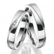 Titanové snubní prsteny SP-TI-034