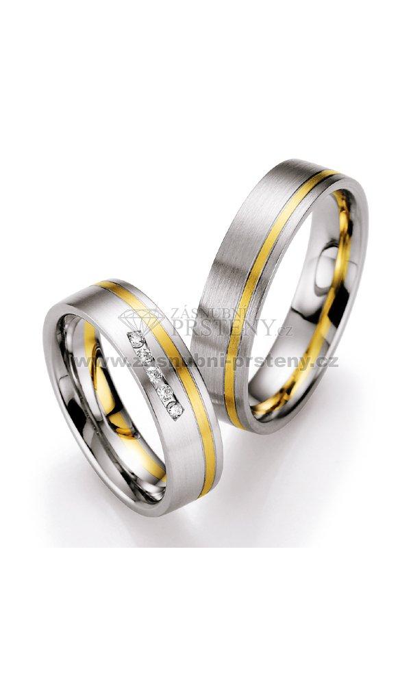 Snubni Prsteny S Diamanty Sp708 Sp708 Zasnubni Prsteny Cz