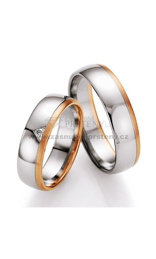 Snubni Prsteny S Diamantem Sp717 Sp717 Zasnubni Prsteny Cz