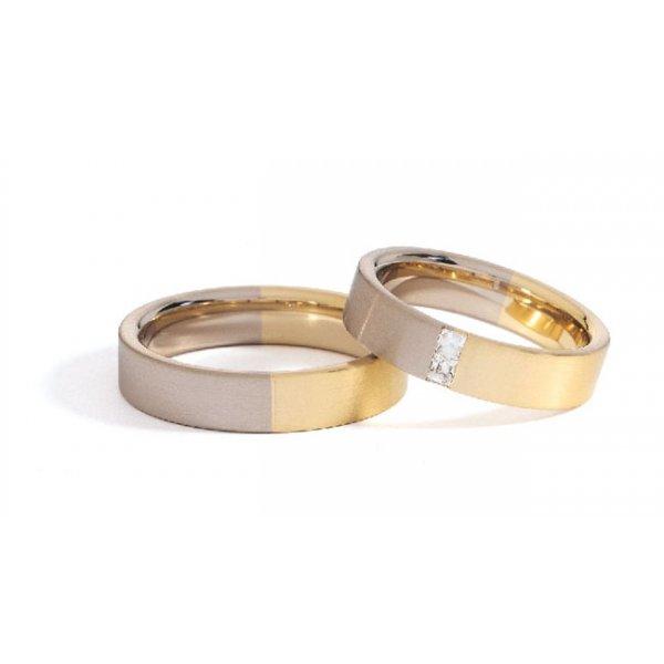 SP-01 Snubní prsteny SP-01