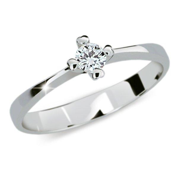 ZP2089D Zásnubní prsten s diamantem ZP2089D