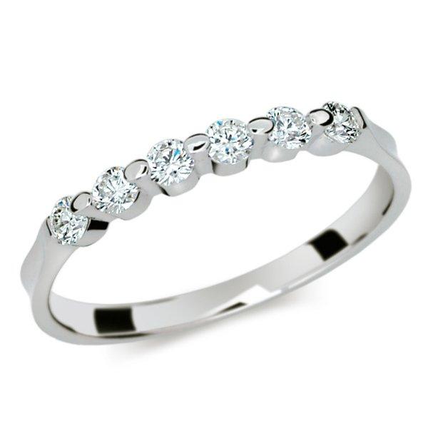 Zásnubní prsten s diamanty ZP1951D