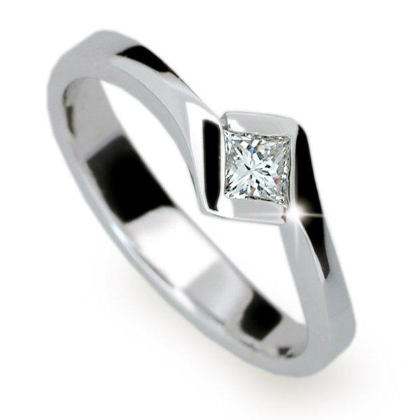 ZP1977D Zásnubní prsten s diamantem ZP1977D