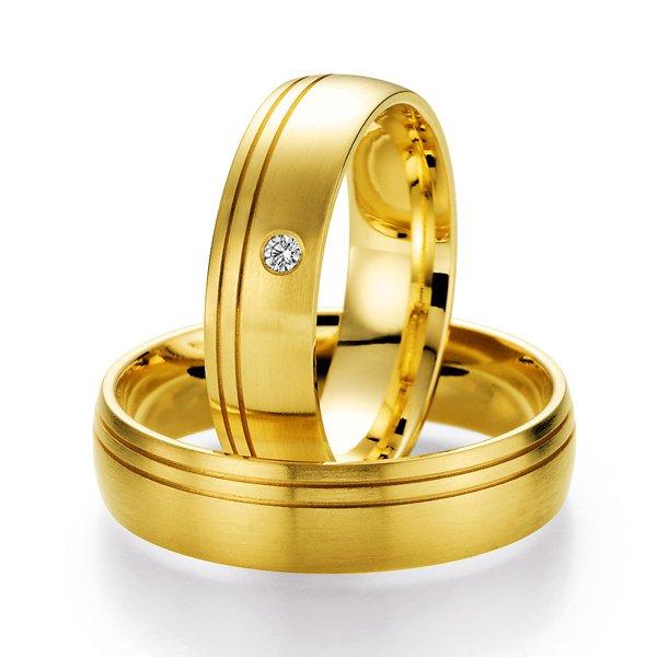 Snubní prsteny s diamantem SP508 SP508