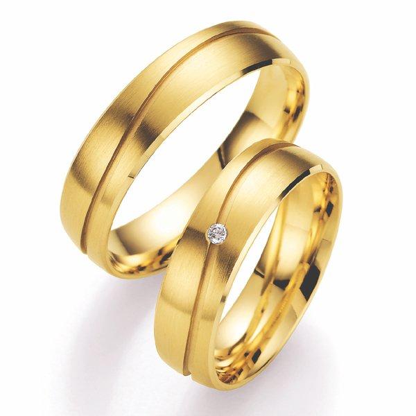 Snubní prsteny s diamantem SP506 SP506