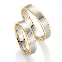 Snubní prsteny s diamanty SP-10320