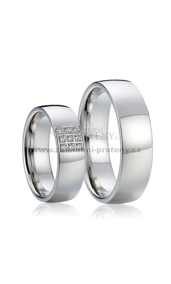 Sp 7016 Ocelove Snubni Prsteny Sp 7016 Zasnubni Prsteny Cz
