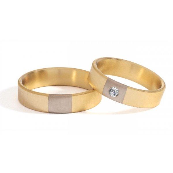 SP-07 Snubní prsteny SP-07