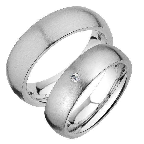 Snubní prsteny chirurgická ocel SPTS123 SPTS123