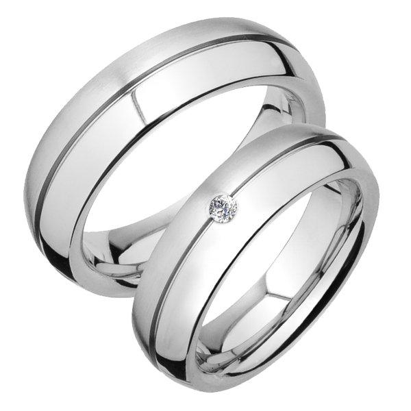 Snubní prsteny chirurgická ocel SPTS131LM SPTS131LM