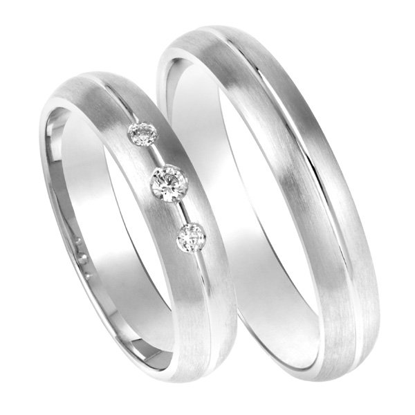 SP-201 Zlaté snubní prsteny SP-201