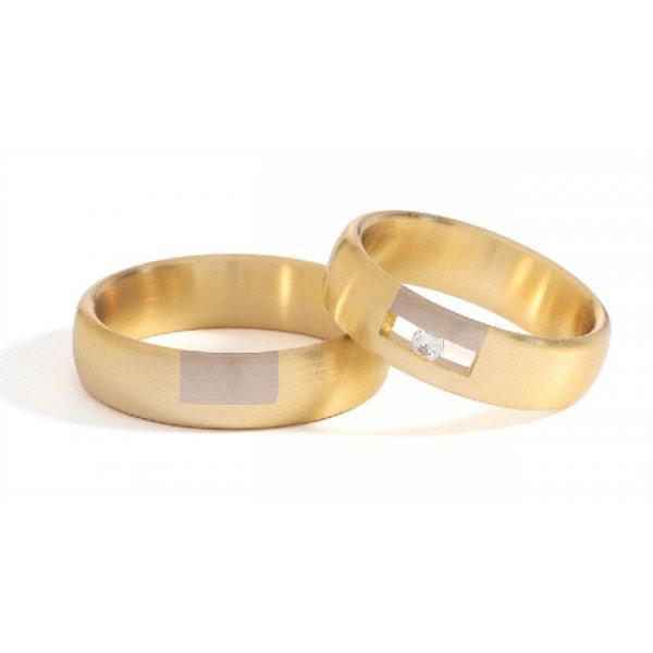 SP-06 Snubní prsteny SP-06