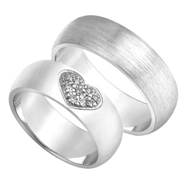 SP-220 Zlaté snubní prsteny SP-220