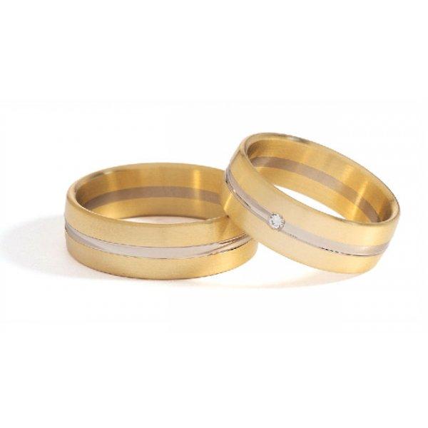 SP-02 Snubní prsteny SP-02