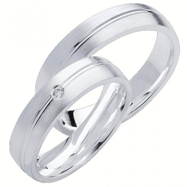 SP-A09 Snubní prsteny SP-A09
