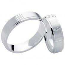 SP-A19 Snubní prsteny SP-A19